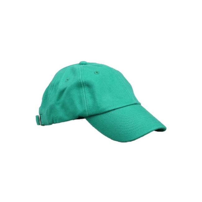 Gekleurde groene baseballcaps
