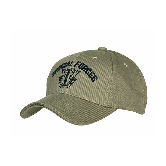 Groene pet Special Forces