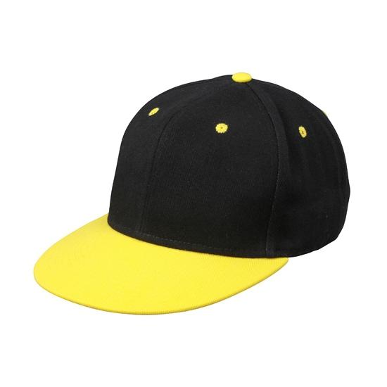 Hippe baseball cap in 2 kleuren