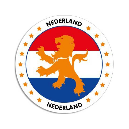 Holland stickers