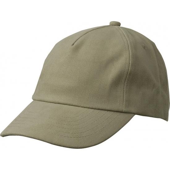 Kinder baseball caps beige