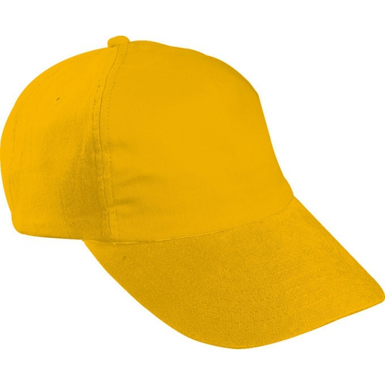 Kinder baseball caps goud