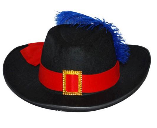 Musketier hoeden