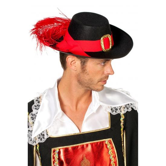 Musketiers hoeden