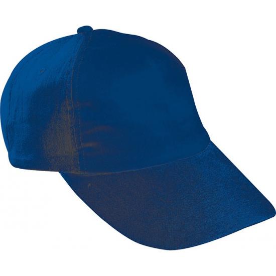 Navy blauwe kinder petjes