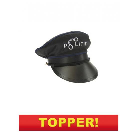Politie hoed voor kinderen