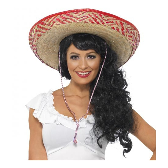 Super grote dames Sombrero