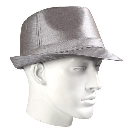 Timberlake zilver hoedjes luxe