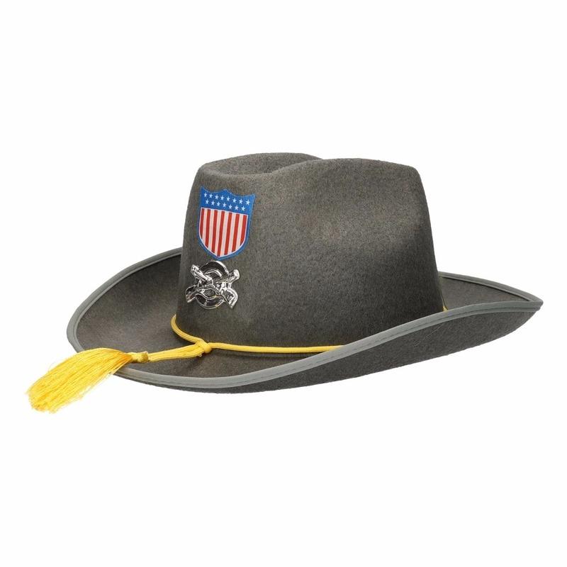 Western hoeden grijs