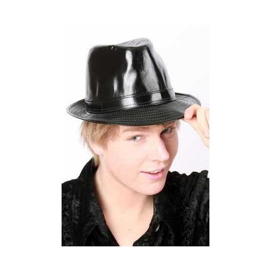 Zwarte hazes hoed