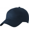 5 panel baseball pet navy