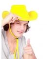 Cowboyhoed geel