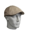 Flat cap beige 58 cm