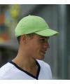 Lime baseballcap
