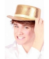 Luxe lou bandy hoed goud