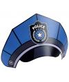 Politie feesthoedjes 8 stuks