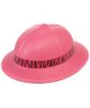 Roze safarihoed voor kinderen