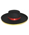 Spaanse heren hoed antonio