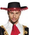 Spaanse methador hoed met bolletjes