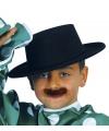 Zwarte spaanse hoed voor jongens