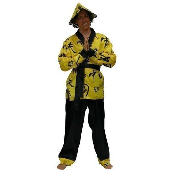 Aziatische Outfit Voor Heren Slechts 3395 Bij Hoeden Voordeelnl