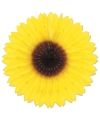 Decoratie zonnebloem 45 cm