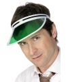 Poker zonnekleppen groen