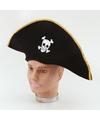 Napoleon piraten hoed voor volwassenen