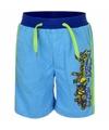 Zomerkleding blauwe korte broek Ninja Turtles