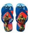 Ninja Turtles teenslippers blauw/rood voor kinderen