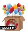 Sint Nicolaas decoratie/versiering pakket M choco