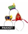 Sinterklaas - Sinterklaas intocht pakket voor 3 personen