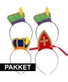 Sinterklaas - Sinterklaas intocht pakket voor 4 personen