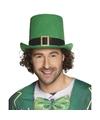 St patricks day groene hoed voor volwassenen