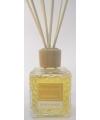Interieur parfum met geurolie met stokjes zonnebloem 80 ml